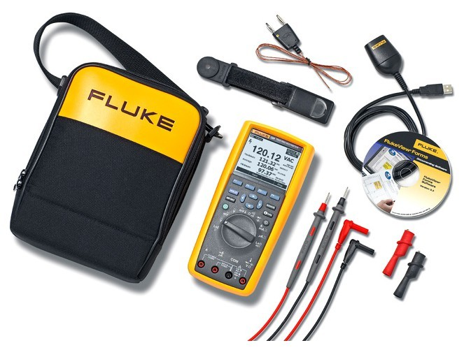 FLUKE 289/FVF/EUR - Multimetr digitální
