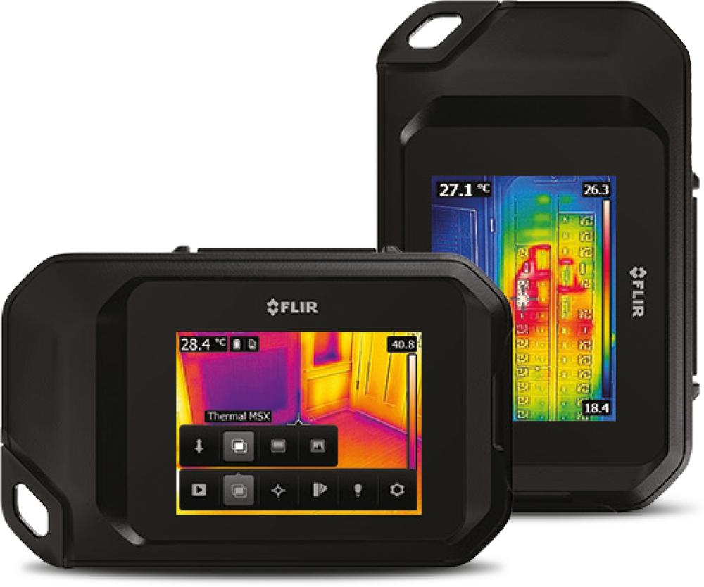FLIR C3 Wifi termokamera