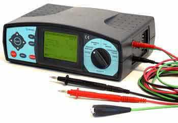 Metrel TeraOhm 5 kV - měřič izolačních odporů
