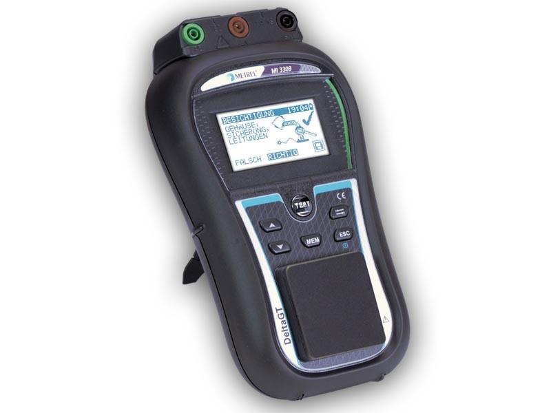 Metrel MI 3309 BT DeltaGT - Revize spotřebičů